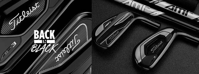 Titleist 718 AP2/AP3 custom irons