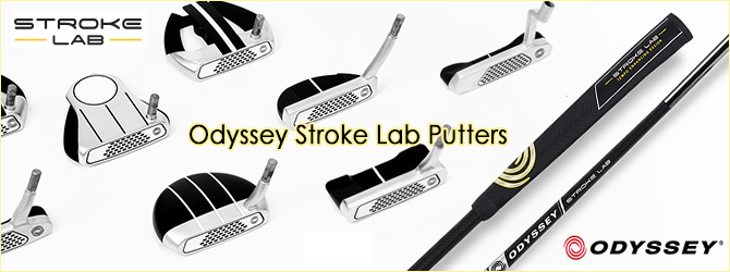 Odyssey Stroke Lab Putters!!