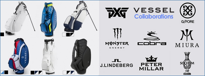 Vessel Golf Bags