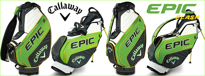 Callaway Epic Flash Staff Bags