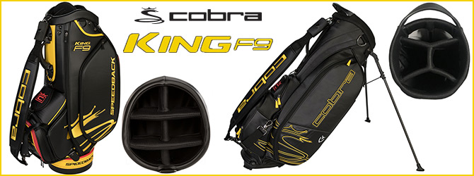 Cobra KING F9 Golf Bags