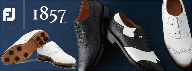 Footjoy FJ 1857 Golf Shoes