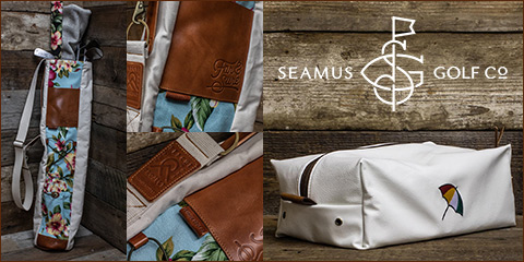 Seamus Golf NEW アイテム