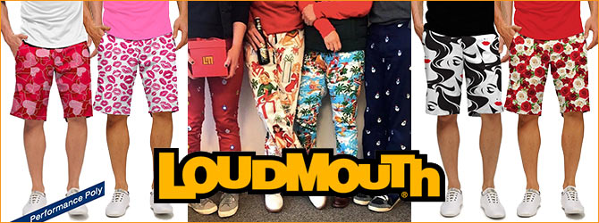 LoudMouth New ショーツ