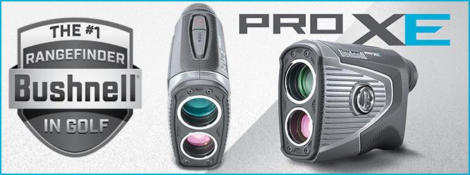 Bushnell Pro EX Rangefinder