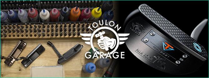 Toulon Design 2019 Toulon Garage Custom Putters
