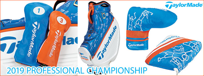 taylormade 2019 professional championship items