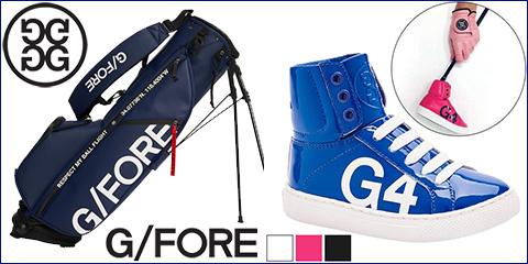 G-FORE スタンドバッグ&ヘッドカバー