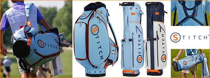 Stitch Golf Bags