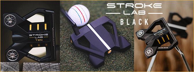 Odyssey Stroke Lab 19 Black Putters
