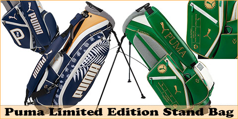 Puma Limited Edition Stand Bags