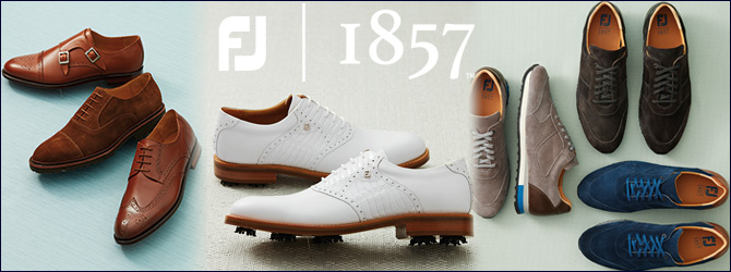 Footjoy FJ 1857 Shoes (カスタムシューズ)