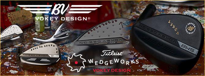 Titleist Vokey Design SM8 カスタムウェッジ