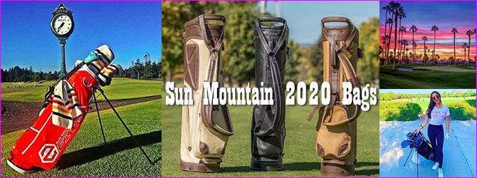 Sun Mountain 2020 Bag!!