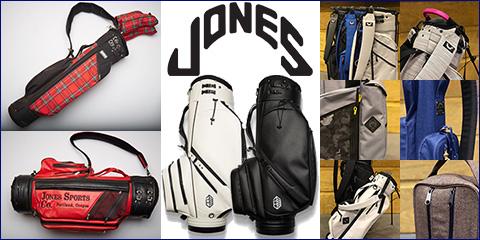 Jones Sports Golf Bag