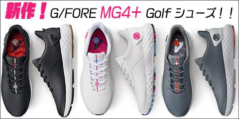新作!G/FORE MG4+ Golf シューズ!!