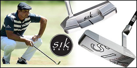 SIK Golf Pro C-Series Armlock Putter