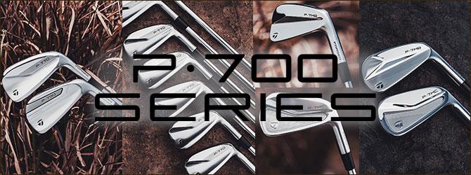 テーラーメイド P700 Series Irons