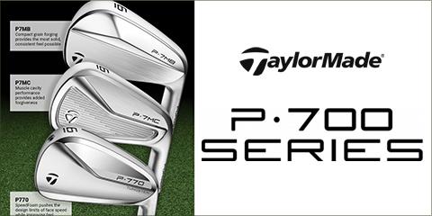 taylormade P700 series irons