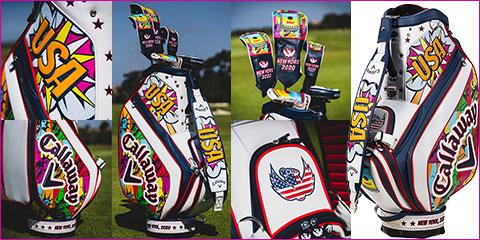 Callaway 2020 U.S. Open Tour Staff Bag