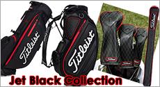 タイトリスト Jet Black Collection