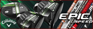 CALLAWAY EPIC Custom Woods