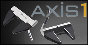 AXIS 1 putter