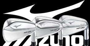 Mizuno MP-20 Series Irons