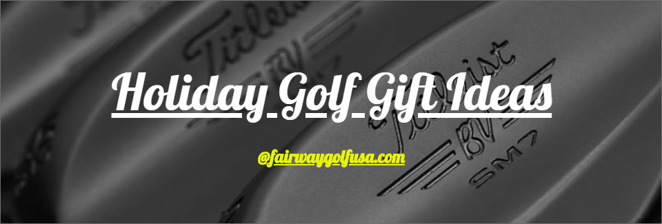 hot holiday golf gift ideas