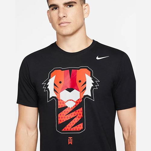 Nike Golf Tiger Woods Frank Golf T-Shirt