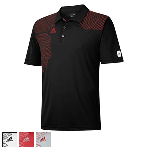 adidas Tournament Collection Polo Shirts