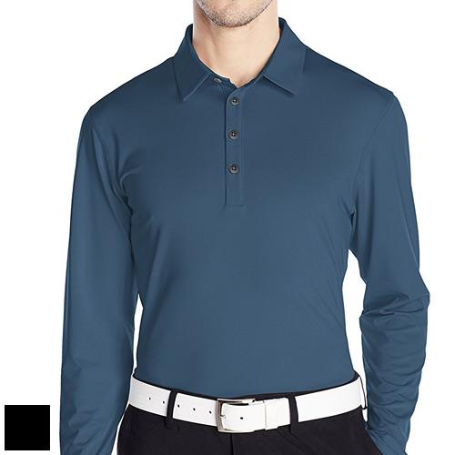 adidas Climacool Upf Long Sleeve Polo