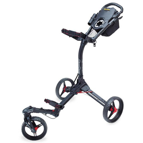 BagBoy Triswivel II Push Cart