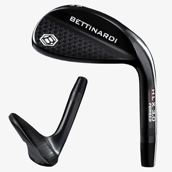Bettinardi HLX 3.0 Black Smoke Wedge