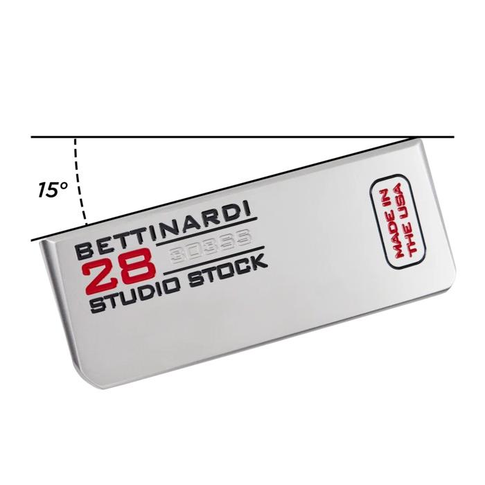 ベティナルディ2021スタジオストックシリーズパター 口コミ 評判 最安値 価格