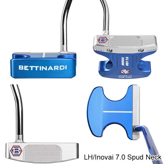 ベティナルディInovai7.0シリーズパター 口コミ 評判 価格 最安値