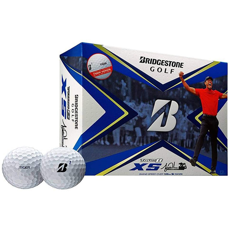 Bridgestone Tiger Woods Edition Tour B XS Golf Ball