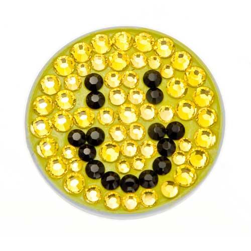 Bonjoc Ladies Happy Face Ball Marker