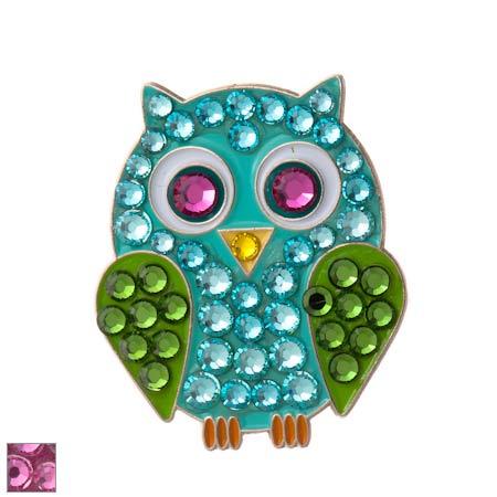 Bonjoc Ladies Owl Ball Marker