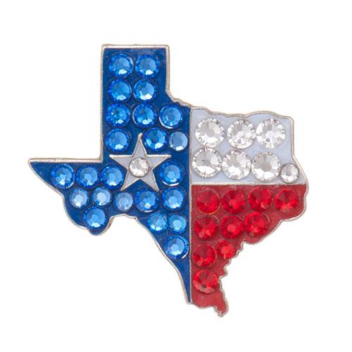 Bonjoc Ladies Texas Flag Ball Marker
