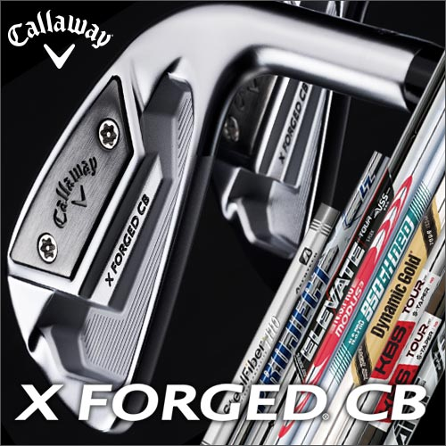 Callaway X Forged CB Custom Irons