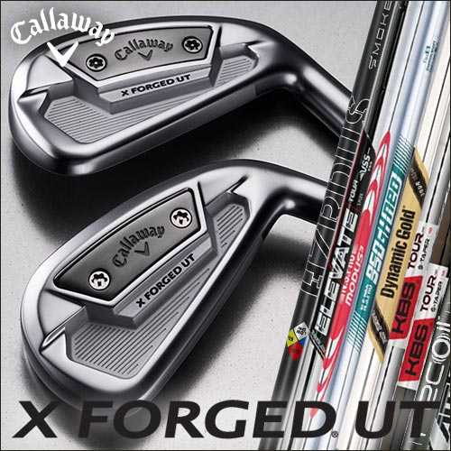 Callaway X Forged UT Custom Iron
