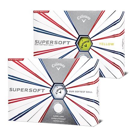Callaway 2019 Supersoft Golf Ball
