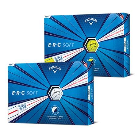 Callaway 2019 ERC Soft Triple Trac Ball