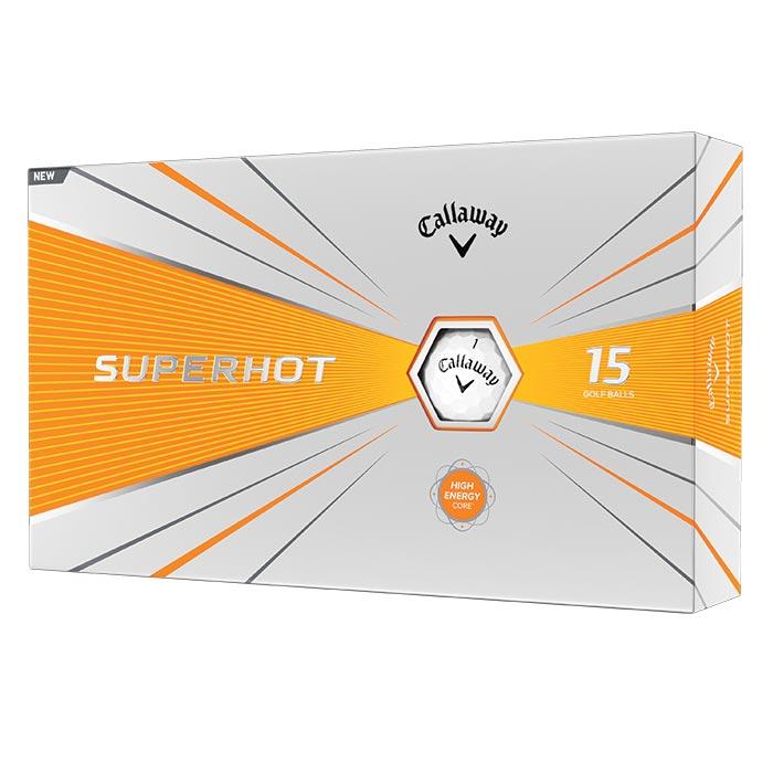 Callaway Superhot 20 Golf Ball