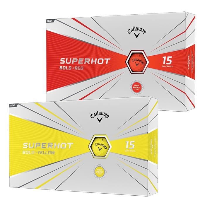 Callaway Superhot Bold 20 Golf Ball