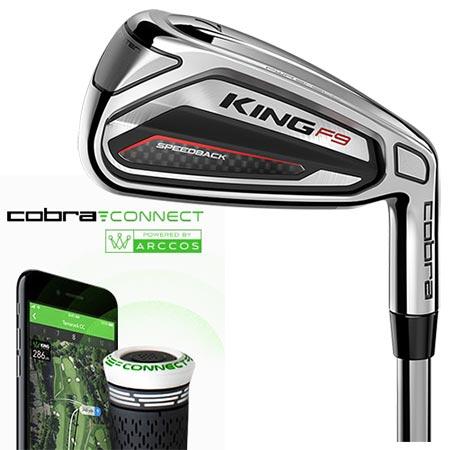 Cobra KING F9 Speedback Irons