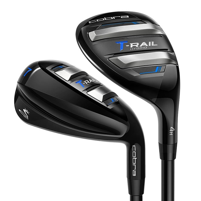 Cobra T-RAIL Iron Hybrid Set