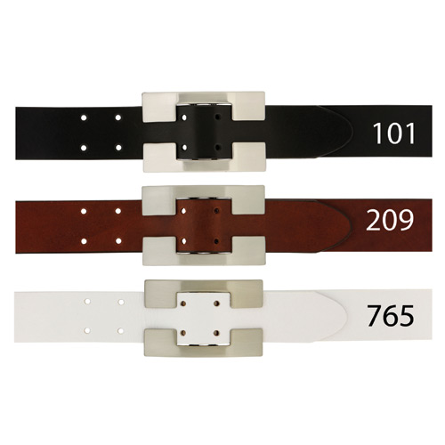 Canterbury Genuine Leather Belts (#014058)