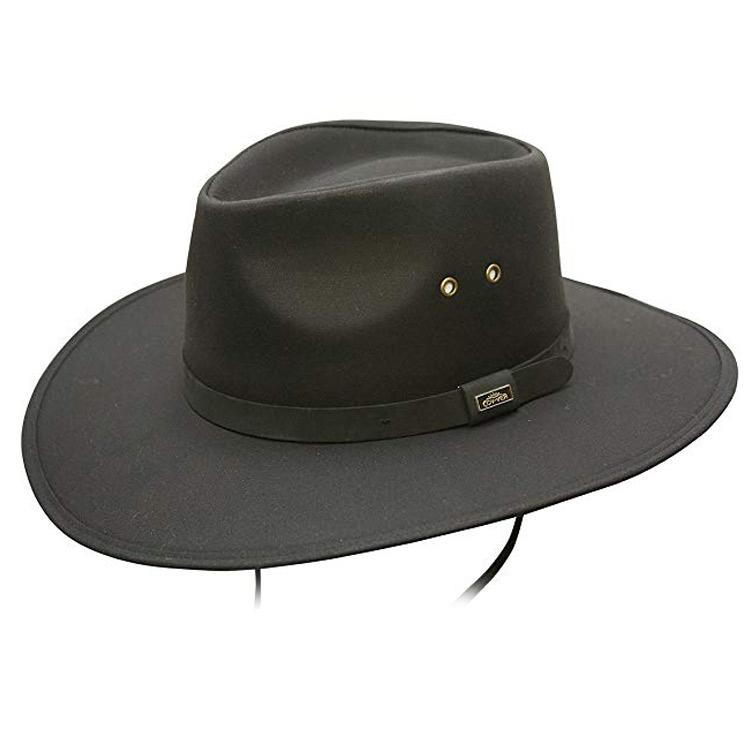 Cov-ver Koala Oilskin Outback Hat